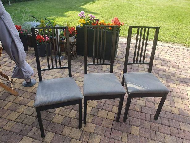 Komplet 4 Krzeseł Ikea