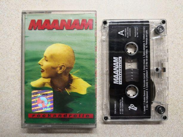 Maanam Rockandrolle Kaseta audio