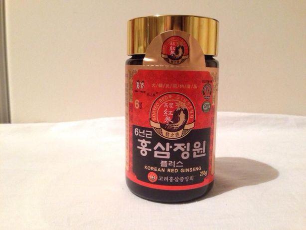 Экстракт красного корейского женьшеня Goryeo