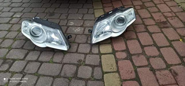 Lampy samochodowe passat B6