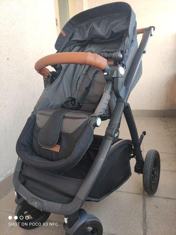 Прогулочная коляска EasyGo Optimo