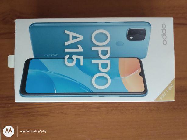 smartfon OPPO - A-15