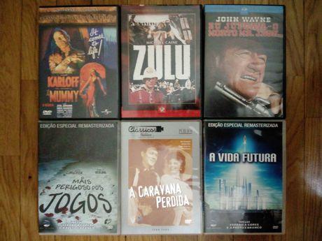 DVDs Filmes Clássicos