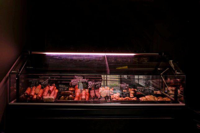 холодильная витрина, Гастрономическая витрина, мясная витрина