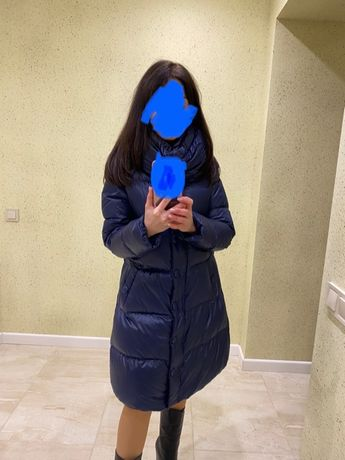 Пуховик (пальто) Benetton
