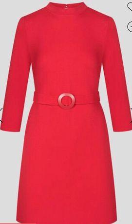 Nowa sukienka czerwona orsay XS