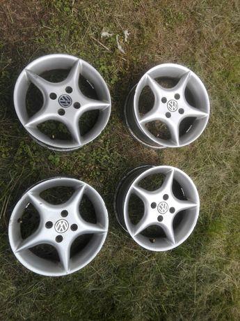 "Felgi aluminiowe 14"" 4x100 ET38 Volkswagen,Mazda"