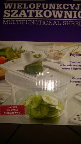 Szatkownica wielofunkcyjna do warzyw