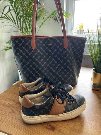 Torebka damska Joop + sneakersy Joop