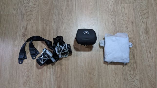 Kit Airbags Citroen C4 Cactus Original