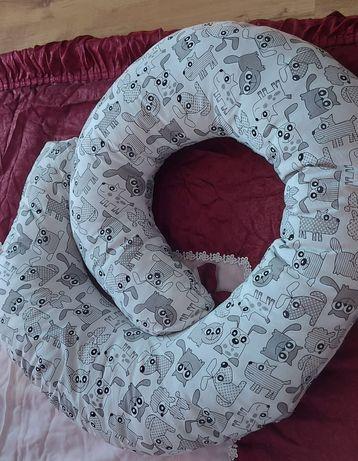 Rogal ciążowy/poduszka do karmienia