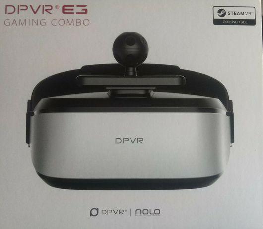 VR Headset Deepoon DPVR E-3C (3D / 360°) com Fatura