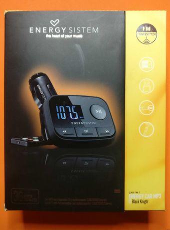 Emissor FM com mp3 para automóvel