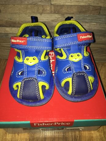 Sandałki 22 Fisher Price