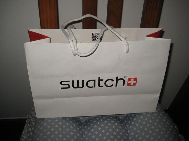 Relógio+Pulseira SWATCH, Coleção 2010,c/embalagem(nunca usados)