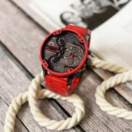 GWARANCJA | Zegarek na rękę DIESEL Brave TOP CENA