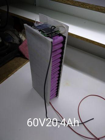 Bateria de lítio para Vortex Goose, City Coco etc