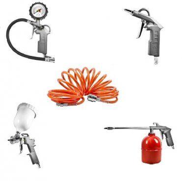 Набір пневмоінструментів Stark ATS-01