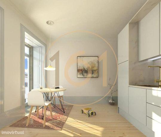 Apartamento T1 em Brito Capelo, Matosinhos, bom investimento, com e...