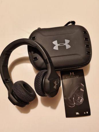 Słuchawki bezprzewodowe JBL Under Armour Train Czarne