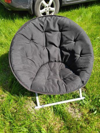 Składane fotele ogrodowe