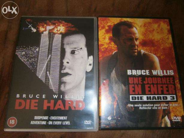 Colecção de DVD l Bruce Willis