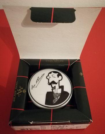 Guarda jóias vista alegre caixa Eça de Queiroz edição limitada