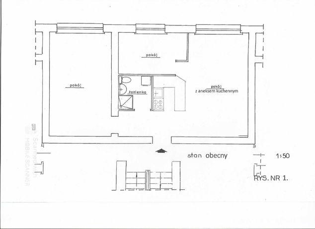 Sprzedam mieszkanie 3 pokoje( 56 m2 ) – okolice Manufaktury