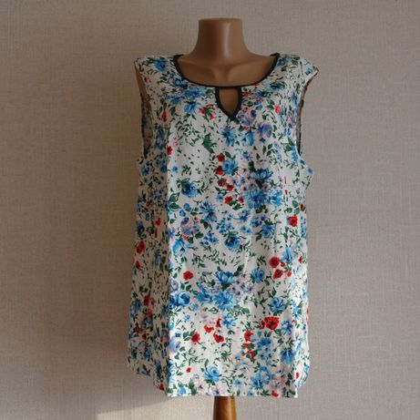 блузка из вискозы TU р. 18 , р.XXL (майка, топ, рубашка )