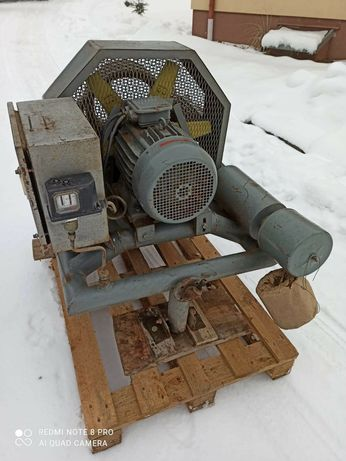 Sprężarka 660l/min