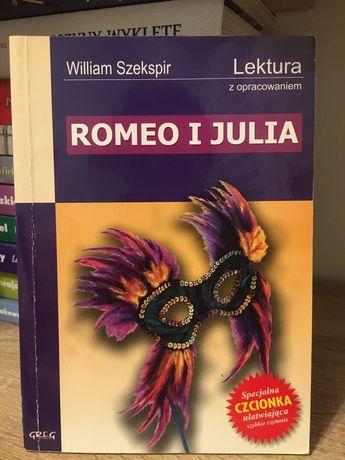 Lektury/ Romeo i Julia/ Zemsta/ Antygona/ W pustyni i w puszczy/