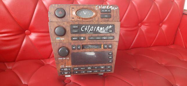 daewoo ssangyong chairman radio !!