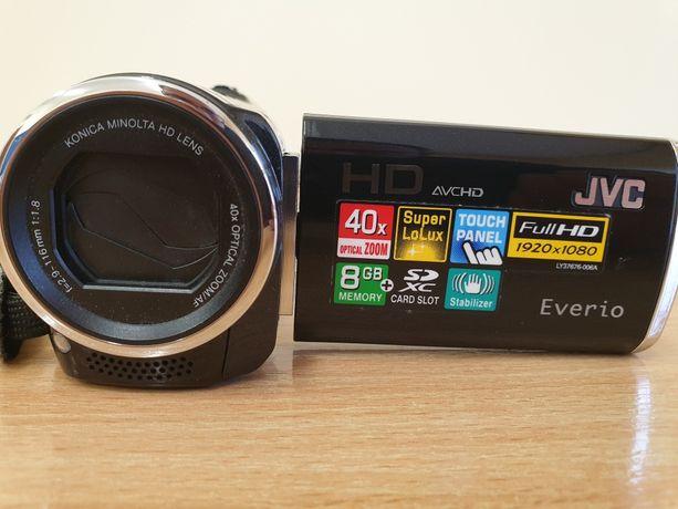 Kamera JVC GZ-HM 650BE