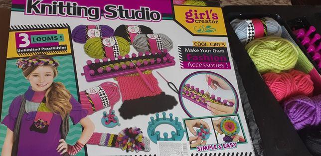Набор для вязания Knitting studio