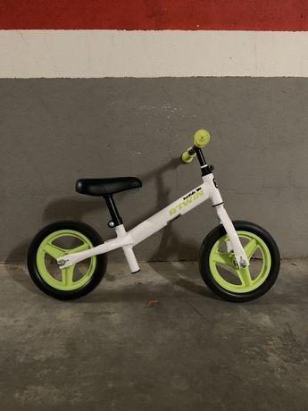 Bicicleta criança aprendizagem RunRide 100
