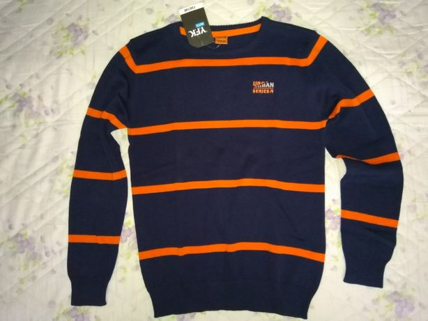 Nowy sweter 134/140