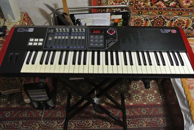 Продам Midi-клавиатуру CME UF6