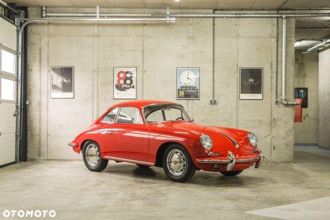 Porsche 356 Przepiękne Porsche 356SC świeżo po renowacji unikat!