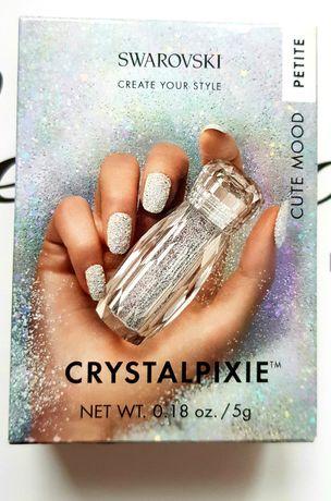 Crystal Pixie Swarovski Cute Mood bulion do paznokci kryształki brokat