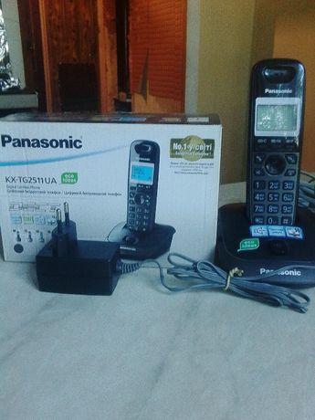 беспроводной радио телефон Panasonic KX-TG2511UA