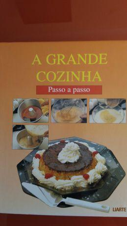 Grande livro de cozinha