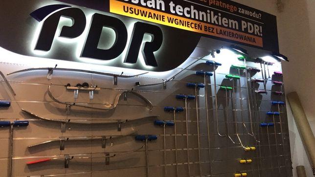 Za darmo Kurs Usuwanie wgnieceń bez lakierowania PDR - Szkolenie PDR