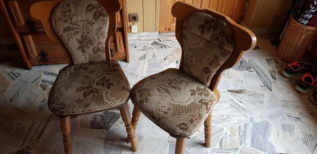 Krzesła z Holandii