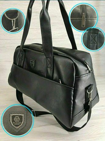 Женская мужская спортивная дорожная сумка для тренировки