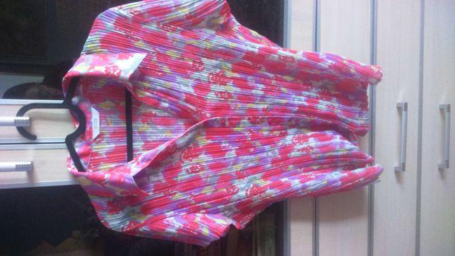 Elegancka bluzeczka koszulowa Marks Spencer  L/XL