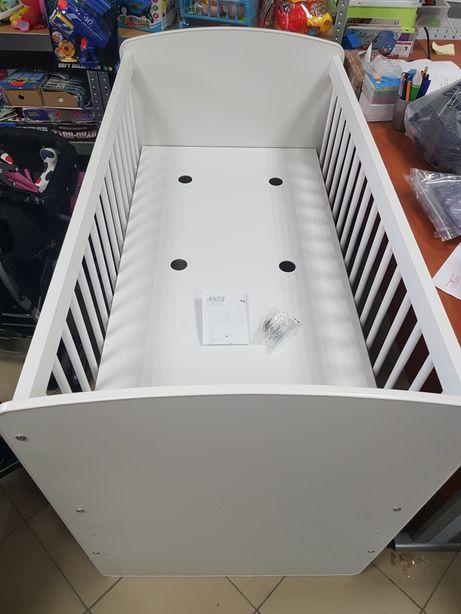 Nowe łóżeczko Klapuś dla dzieci.