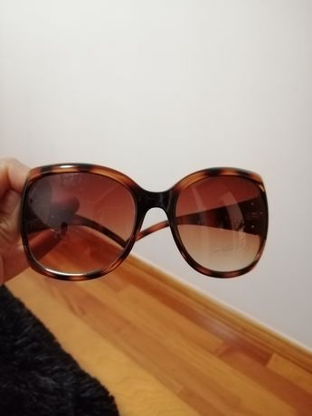 Óculos sol castanhos tartaruga