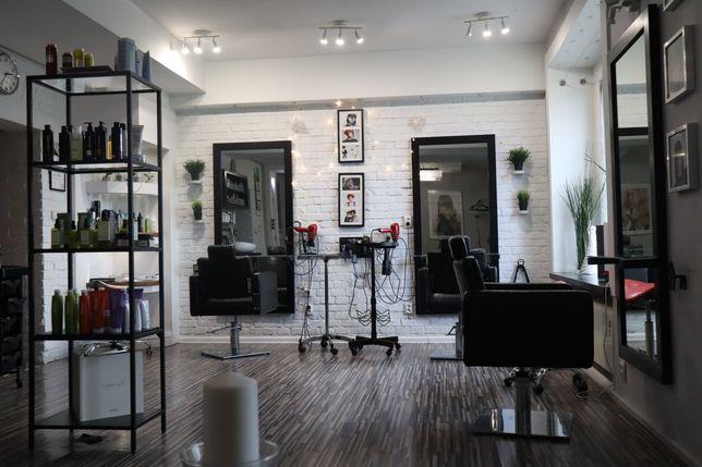 Odsprzedam salon fryzjerski
