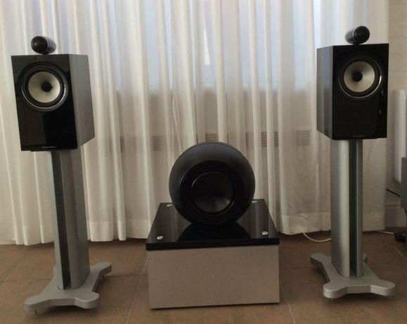 акустика Bowers Wilkins (B&W) 705 s2 (Dali KEF Dynaudio Focal TANNOY)