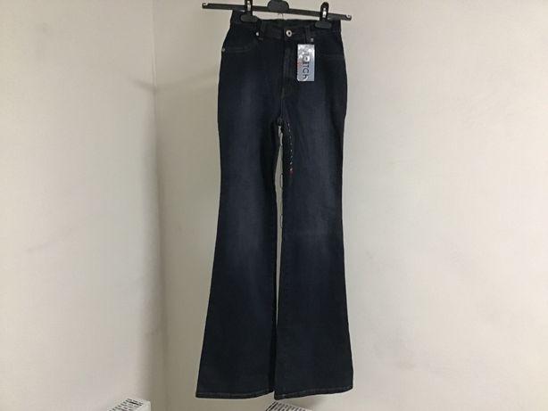 джинсы подростковые клеш Gloria Jeans